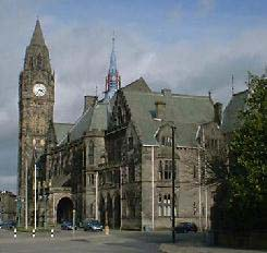 Rochdale Townhall