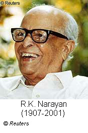 Phd thesis on r k narayan